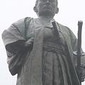 Photos: 110511-24中岡慎太郎の像