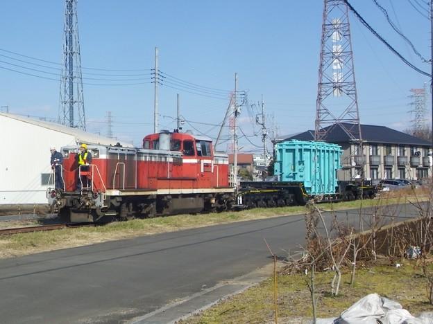 DE10 1685+シキ180