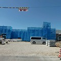 写真: バロー各務原中央ショッピングセンター 平成23年11月11日 開店予定で建物建設中-230925-1