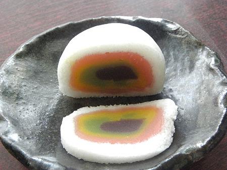 薯蕷饅頭 ( 蓬莱山 ) 笹屋