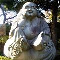 Photos: 乗蓮寺 布袋とミニ地蔵