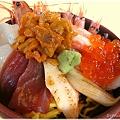 海鮮問屋・海鮮丼(石川能登・輪島)