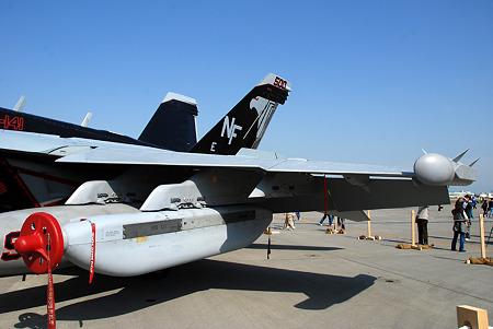 EA-18G VAQ-141 SHADOWHAWKS