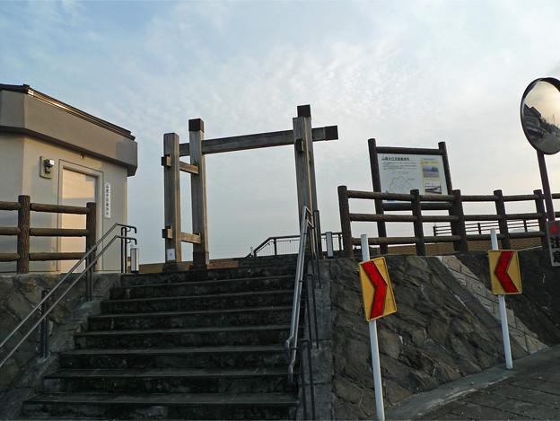 山鹿・惣門