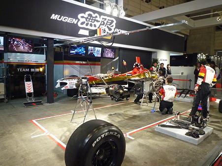TOKYO AUTO SALON 2012 無限