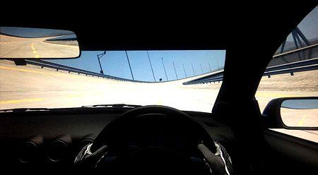 GTアカデミー2012 2-1 バンクコーナー